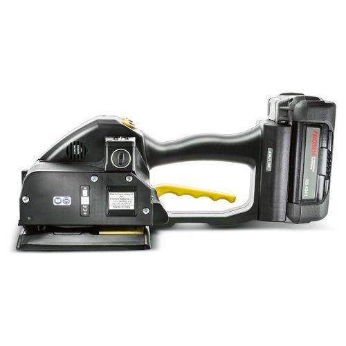 P331 Battery powered manual plastic strapping tool