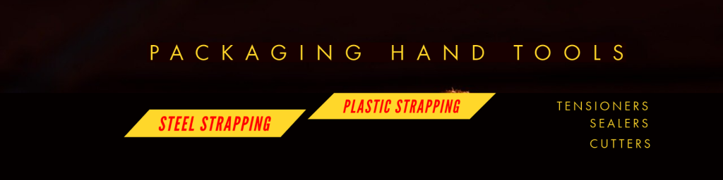 hand tools for poly strapping